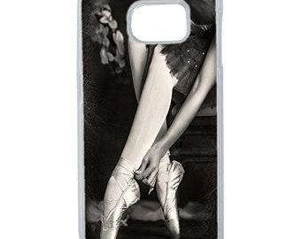 Hard Case Design Prima Ballerina For Samsung Galaxy S8