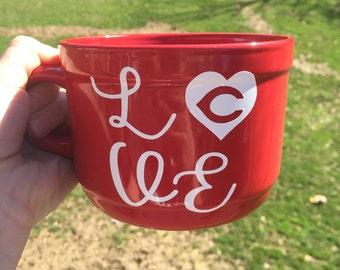 Cincinnati Reds Mug