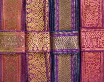 Vintage Sari borders, Sari Trim SR759