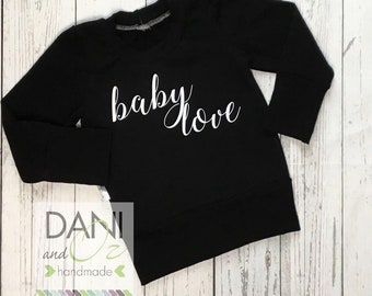 Baby Love Sweater* Grow With Me Sweater* 3-12m Sweater* Baby Shower Gift*