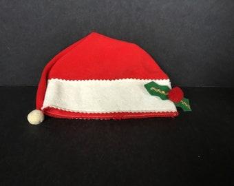 Vintage Child's Elf Hat