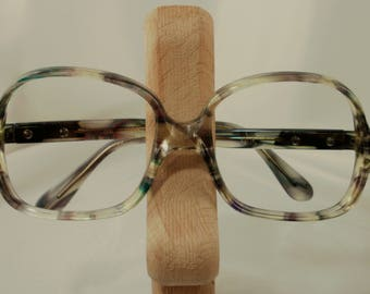 Something different: Great eyeglass frame by Luxottica