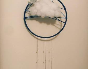 Raindrop Dreamcatcher