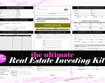 Real Estate Investing/Agent Kit