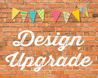 Design Upgrade - Second design work katiedid designs cards