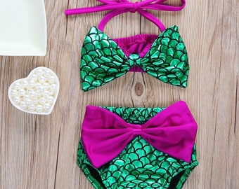 Mermaid bathing suit