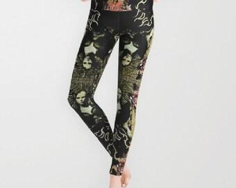 Dark romance leggings