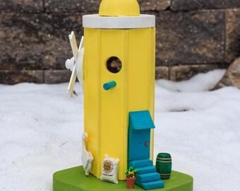 The Yellow Windmill