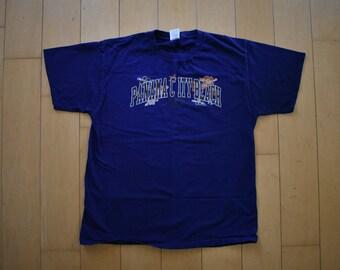 Tshirt de Souvenir Tee Vintage TShirt Panama City Beach