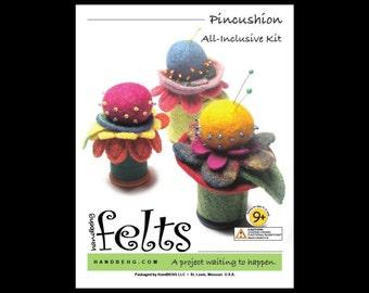 HandBEHG Felts - Pincushion Kit
