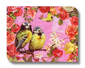 Paper napkin for decoupage, mixed media, collage, scrapbooking x 1. No. 1196 Vintage Roses