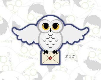 Sticker - Owl Post - Harry Potter Inspired Sticker