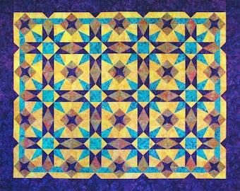 Summer Solistice Quilt Pattern