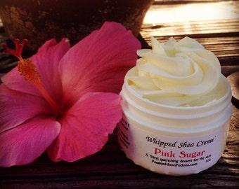 Whipped Shea Cream, Body Butter 1oz