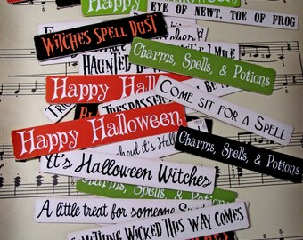 Halloween download -words and sayings
