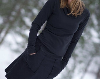 Hemp Namaste All-in-One Dress - Women's organic eco-friendly clothing