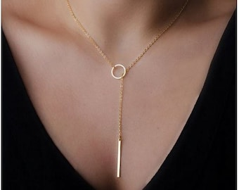 Beautiful Circle of Love Necklace !!