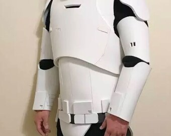 adult size STAR WARS first order STORMTROOPER complete suit for cosplay