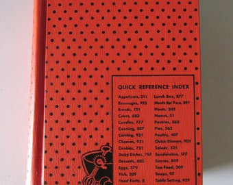 Vintage / Retro 1967 Culinary Arts Institute Encyclopedic Hardcover Cookbook by Ruth Berolzheimer