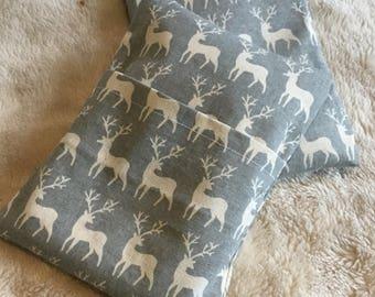 Reindeer lavender scented heat pack