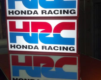 HRC Honda Racing 24x16x4 6ft switched  cord