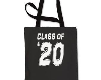 Class of 2020 Graduation Shopping Tote Bag