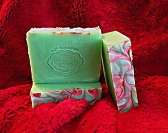 Lemon Verbena - Handcrafted Vegan Bar Soap