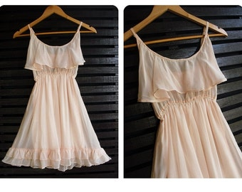 It's Always About You - Mini Sun Dress - I Love Pastel Collection