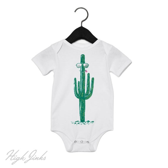 Cool as a Cactus : Infants Onesie