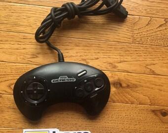 Sega Genesis OEM Controller Model #1650