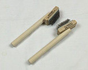 Flickers, Mini, Carders, Cleaning Brush by Strauch You Choose Sizes & Types SUPER FAST Shipping!