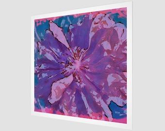 Fantasy - Poppy Series No.2 Fine Art Print