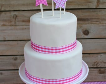 Star Cake Toppers