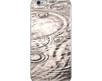 iPhone Case, Rain Drops Phone Case