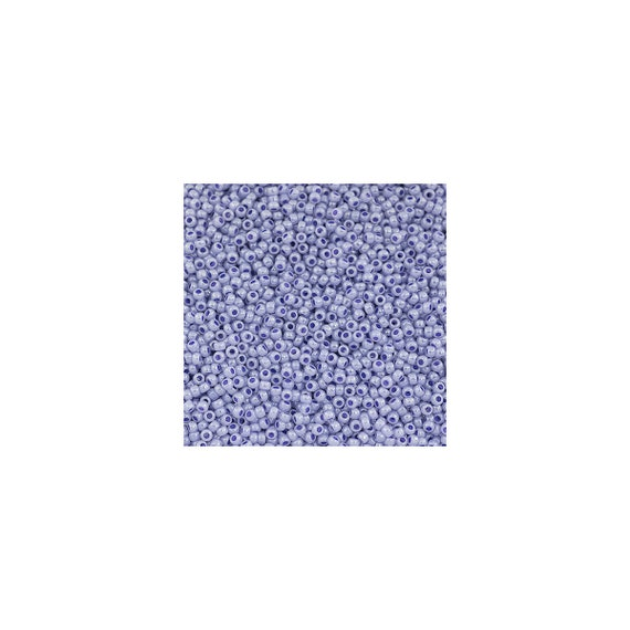 TOHO TR-11-921 11/0 Ceylon Virginia Bluebell Seed Bead 5 gm