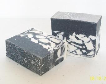 Charcoal Facial Soap