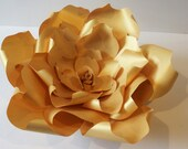 Gold giant Paper flower ,...