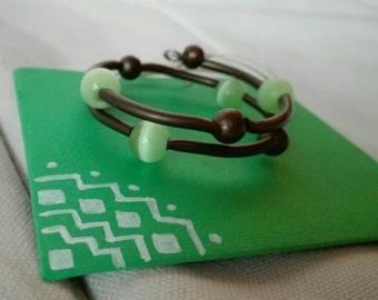 Aztec Circle bracelet-CB01