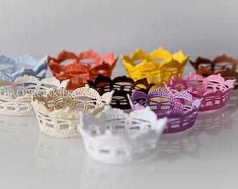 newborn photography prop, Baby crown - Newborn crown, mini crown, baby photo prop, gold crown, silver crown, blue crown, pink crown