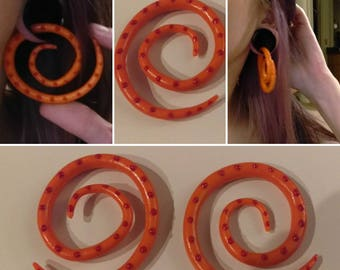 Ear Dangles for Medium to Large Plugs
