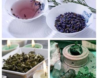 Organic Loose Herb Tea (4 oz)