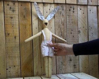Stuffed Bunny Plush Softie Cute Rabbit Toy