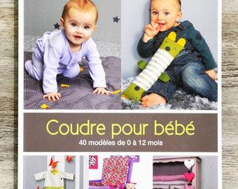 NEW - sew baby book