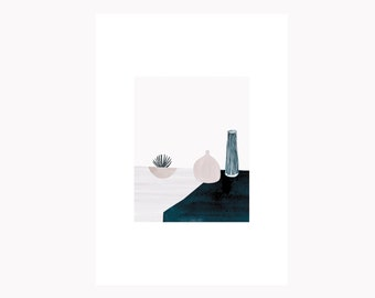ART PRINT S - VASES - limited edition