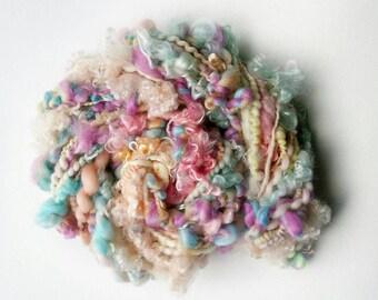 Art Yarn- Handspun Yarn - Available by the Yard!
