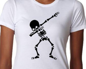 Dabbing Skeleton Shirt ~ DAB Shirt ~ Dabbing Shirt ~ Skeleton Shirt