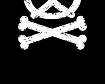 Pretzel Skull