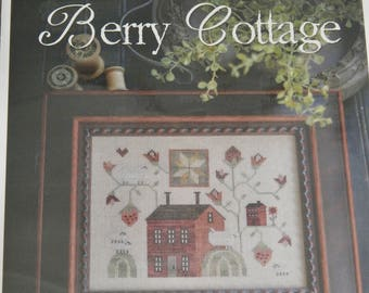 Berry Cottage by Plum Street Sampler