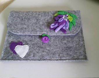 Childrens purse bird design