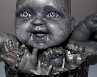 The Original Zombie Baby Lamp